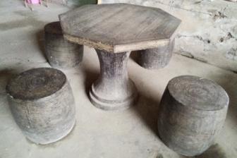 岳阳仿木桌椅